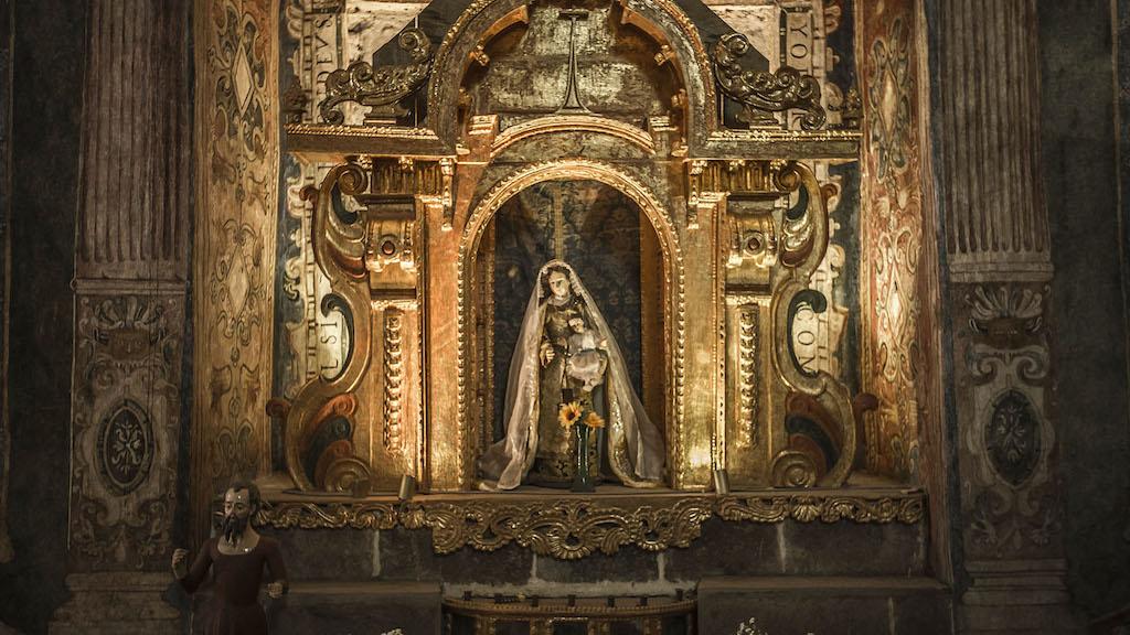 la ruta del barroco andino - andahuaylillas - 10