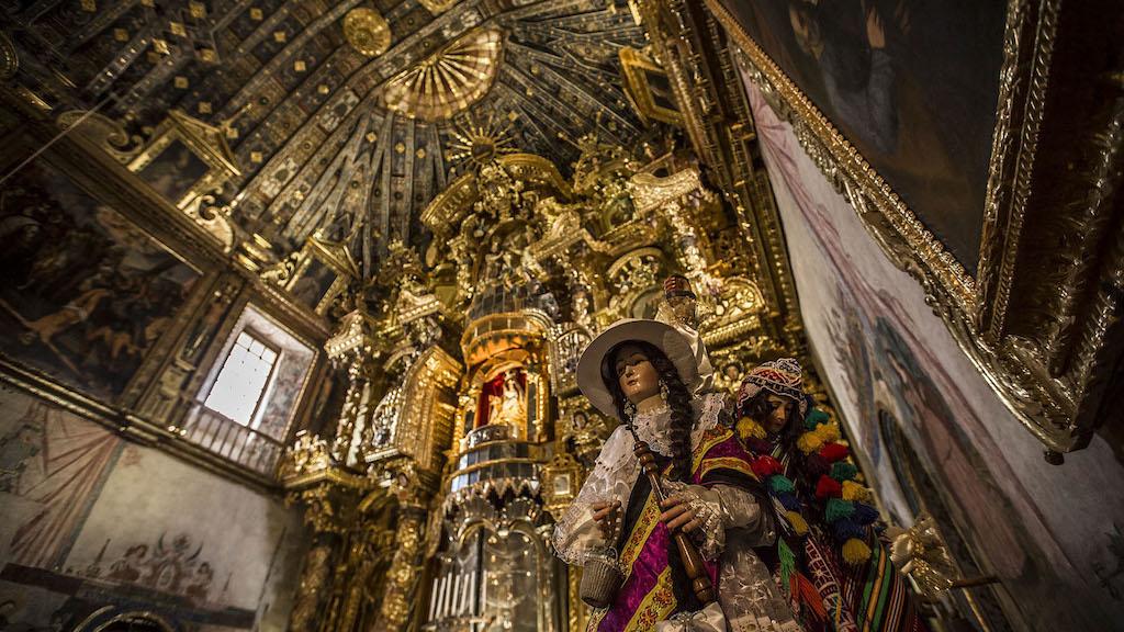la ruta del barroco andino - andahuaylillas - 4