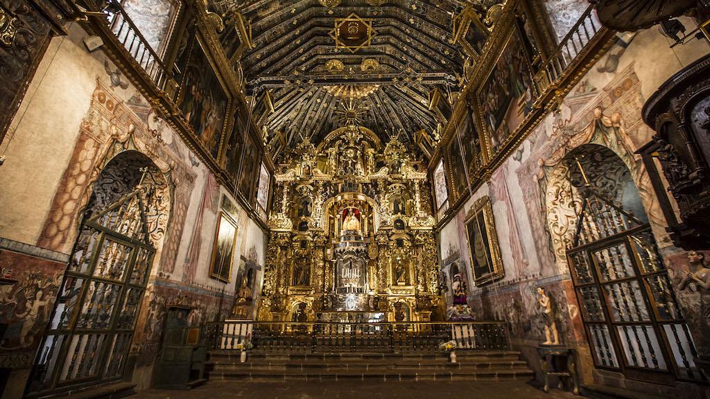 la ruta del barroco andino - andahuaylillas - 5