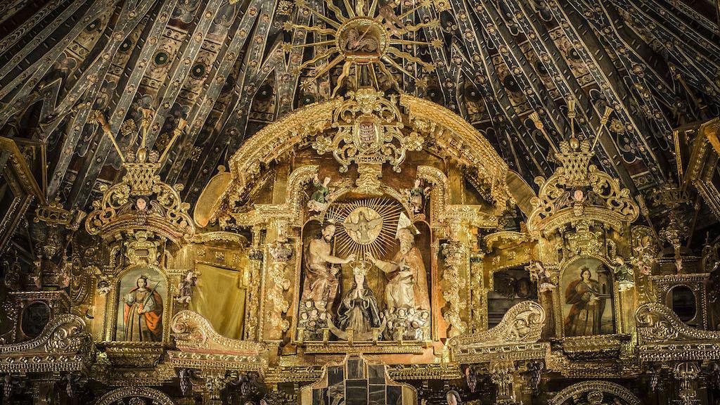 la ruta del barroco andino - andahuaylillas - 6