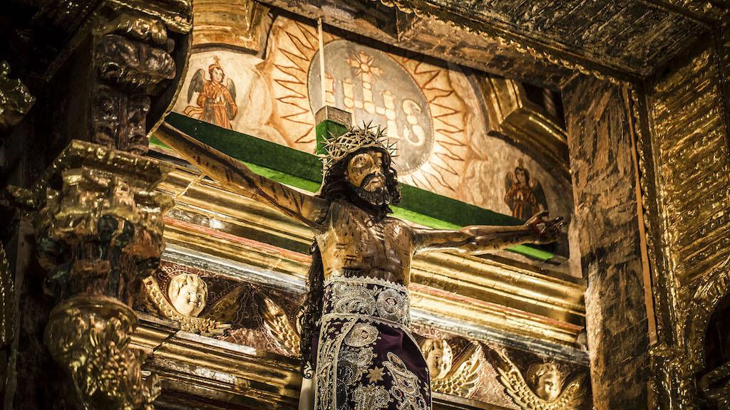 la ruta del barroco andino - andahuaylillas - 7