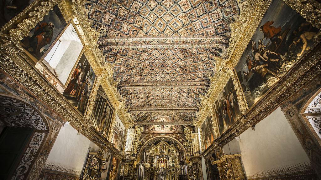 la ruta del barroco andino - andahuaylillas - 8