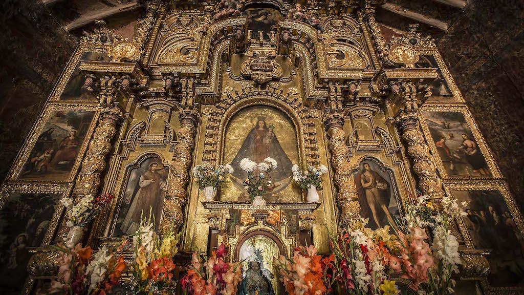 la ruta del barroco andino - canincunca - 2