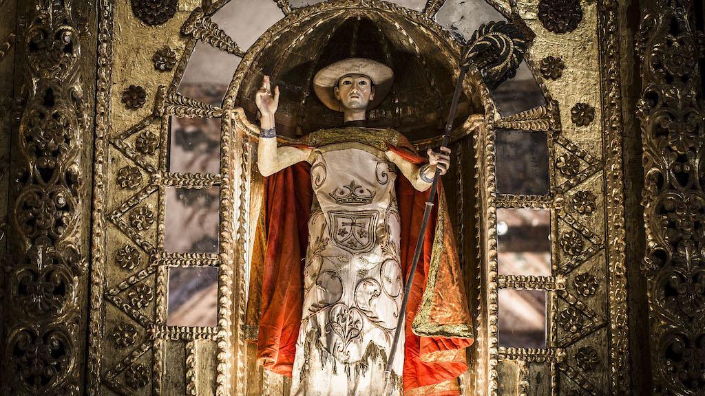 la ruta del barroco andino - huaro - 9