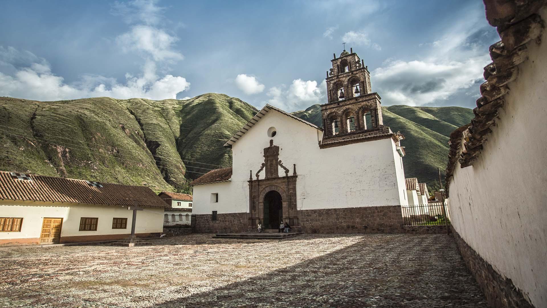 Ruta del Barroco Andino - San Juan Bautista de Huaro