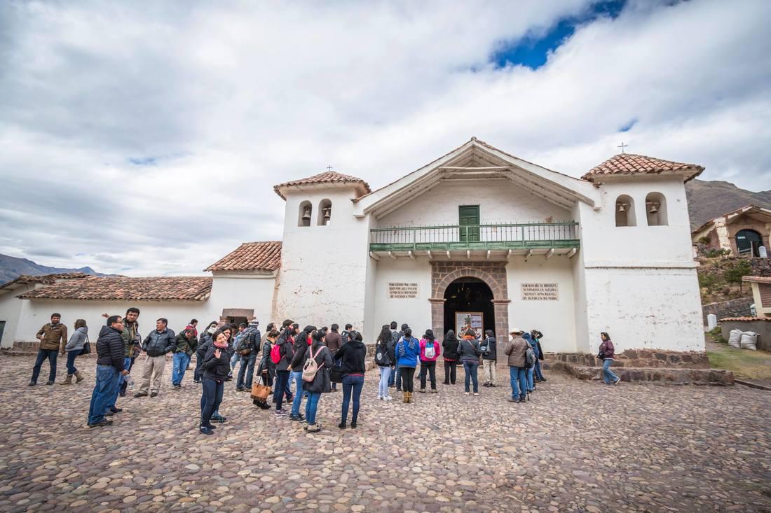 canincunca ruta del barroco andino cusco